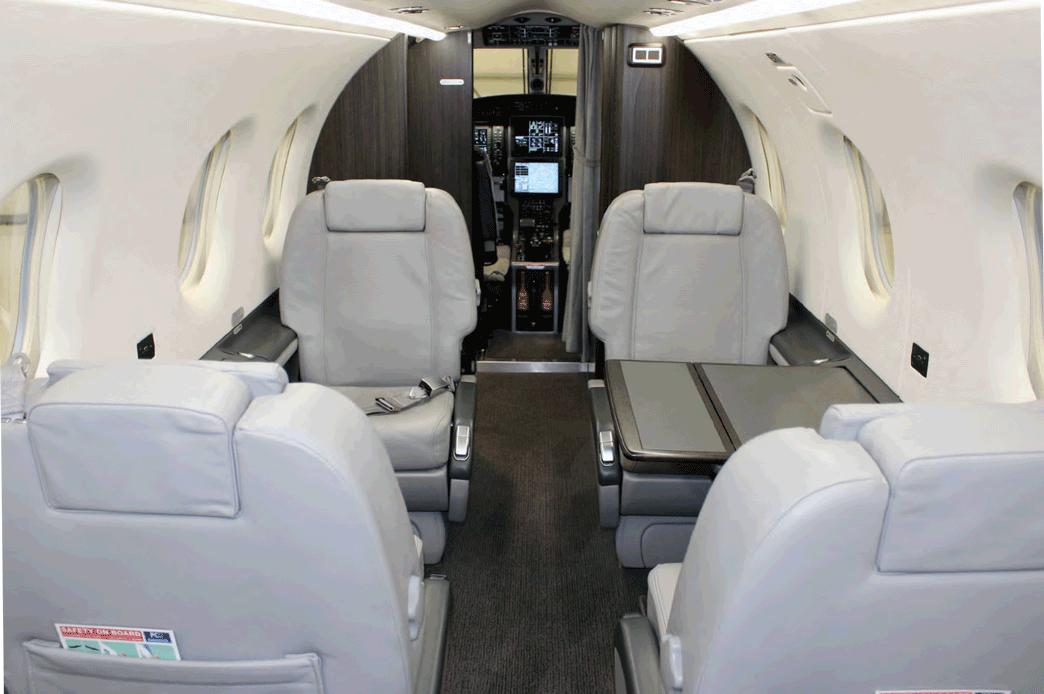 Pilatus-PC-12-Cabin