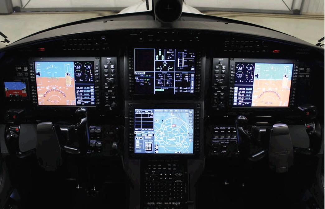 Pilatus-PC-12-Controls