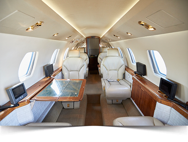 Citation VII Interior_1