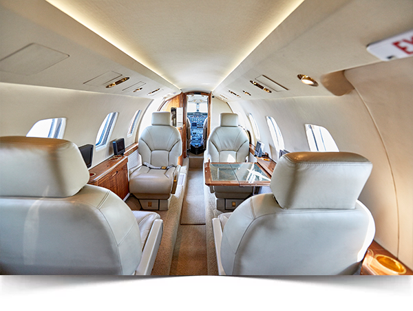 Citation VII Interior_2